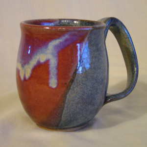 a mug northern lights
